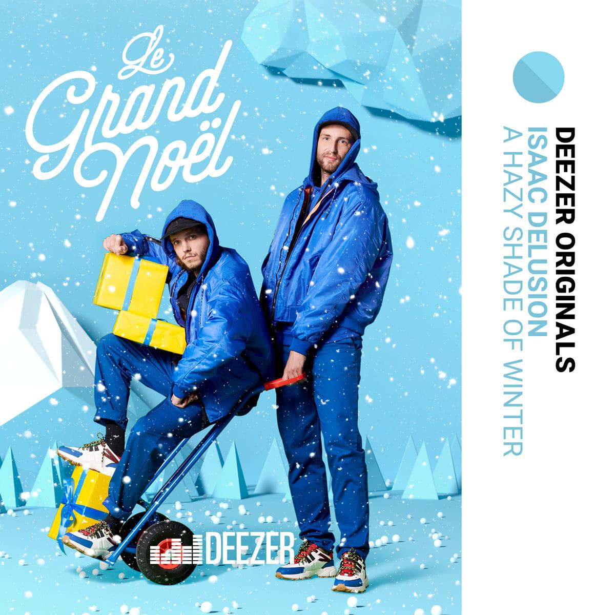 DEEZER_Le_Grand_Noel_Cover_Isaac-Dellusion_27265